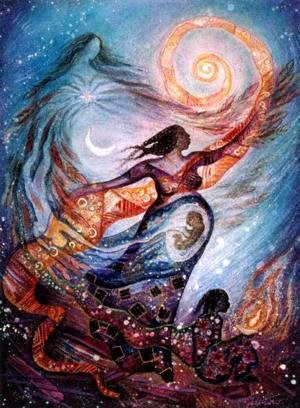 Feeling the Quickening – Namaste Healing Center